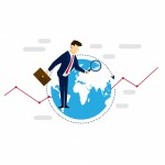 global-research-businessman-strategy-illustration-concept_1344-192